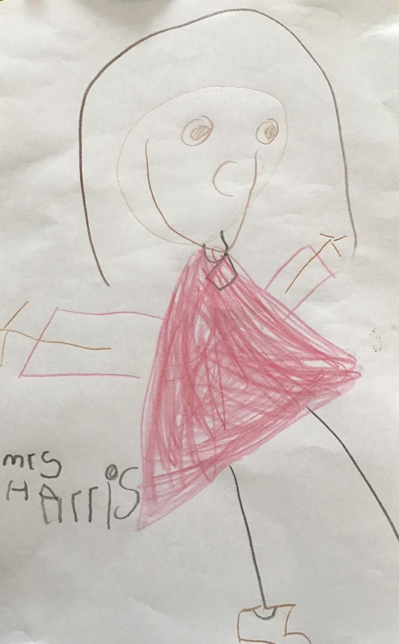 Mrs Harris